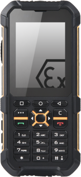 IS 170.2 Mobiltelefon für ATEX Zone 2/22