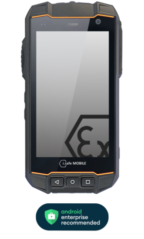 IS530.2 Smartphone ATEX Zone 2/22